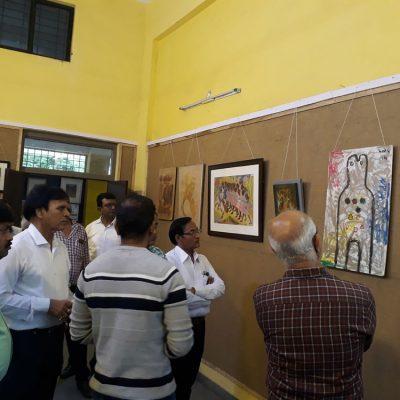Opening Ceremony of Natraj Art Gallery